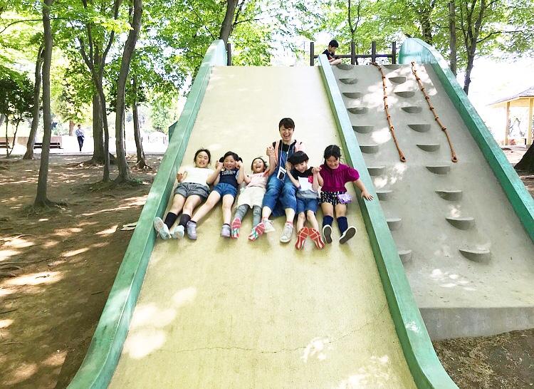 それぞれの公園DAY🎶(*^-^*)