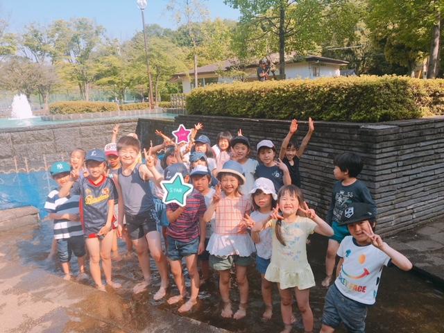 今年度初のメリーハイク🌳🌈平塚公園🎵