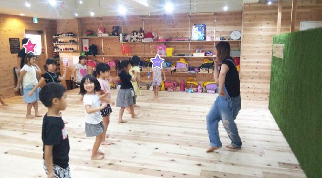 ダンスイベント「やってみよう」♬\(^o^)/