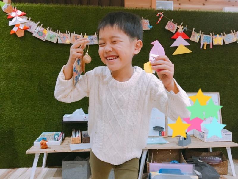 アドベントカレンダーオープンと12月のお誕生日会*\(^o^)/*✨