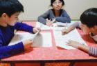 アドベントカレンダー制作&クラス国際交流をお届け✨