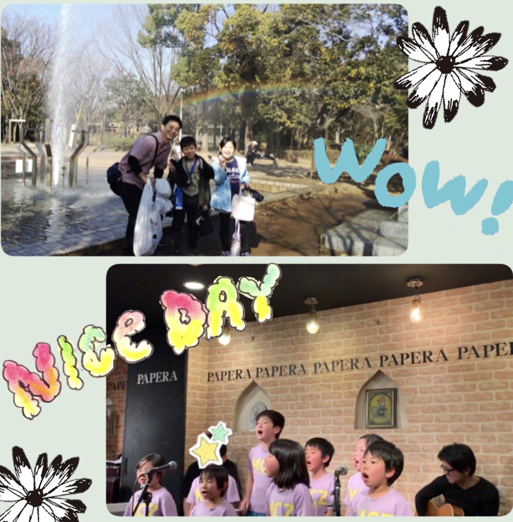 蕨市民公園&MCZ LIVE!!!☆ミ