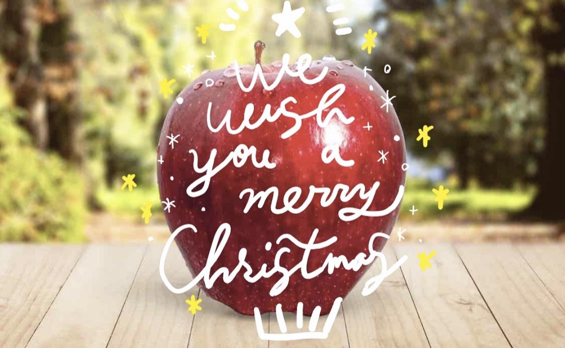 赤い果実とクリスマスイブ