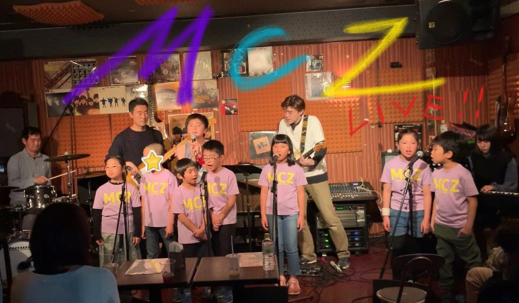MCZ LIVE!! in 浅草LIVE IN APPLE