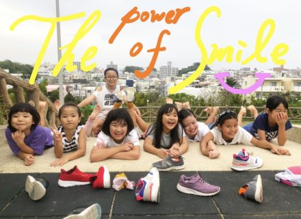 3/27 The power of smile☺