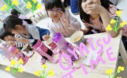 4/13 kukuna 学校お迎え1日目☆彡