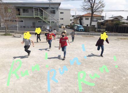 4/8 RUN!RUN!RUN!