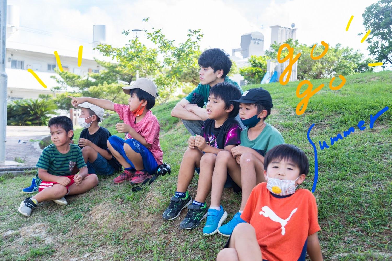 サンクスプロジェクトや公園遊び@tida